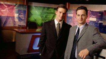 Sports Night: Un'immagine promozionale della serie