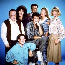 It's Garry Shandling's Show: il cast in un'immagine promozionale
