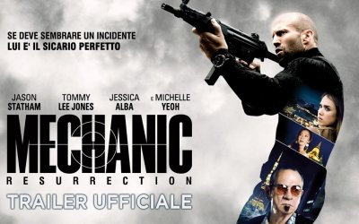 Mechanic: Resurrection  - Trailer italiano
