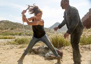 Fear the Walking Dead: una scena dell'episodio Wrath