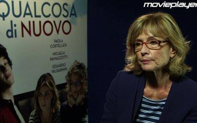 Qualcosa di nuovo: video intervista a Cristina Comencini