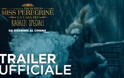 Miss Peregrine - La Casa dei Ragazzi Speciali - Trailer ufficiale