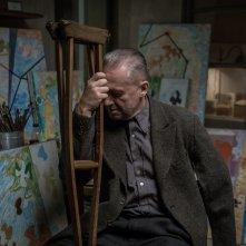 Afterimage: Boguslaw Linda in un momento del film