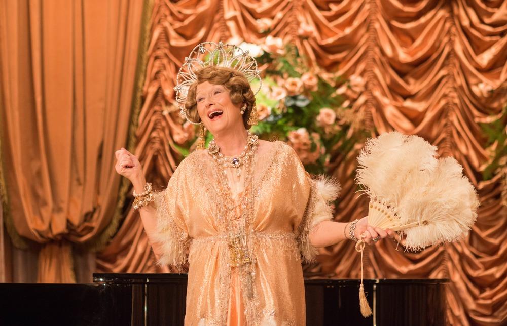 Florence: Meryl Streep in una scena del film