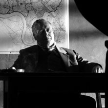Fritz Lang: Thomas Thieme in una scena del film