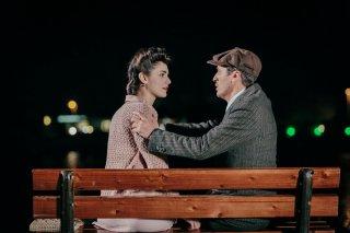 In guerra per amore: Pierfrancesco Diliberto e Miriam Leone in un momento del film