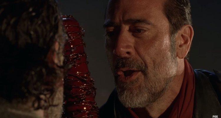 The Walking Dead 7, Rick e Negan in una scena shock della nuova stagione!