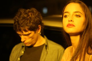 2night: Matteo Martari e Matilde Gioli in una scena del film