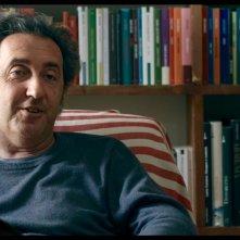 Cinque mondi: Paolo Sorrentino in un'immagine del documentario