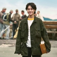 Goodbye Berlin: Nicole Mercedes Müller in una scena del film