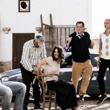 Ho amici in Paradiso: Valentina Cervi in una scena del film