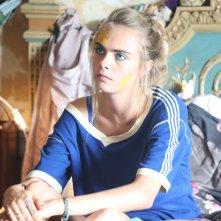 Kids in Love: Cara Delevingne in una scena del film