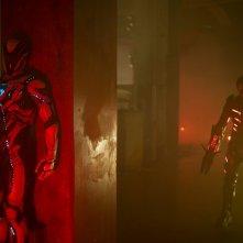 Max Steel: una scena del film