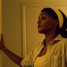 Moonlight: Janelle Monae in una scena del film
