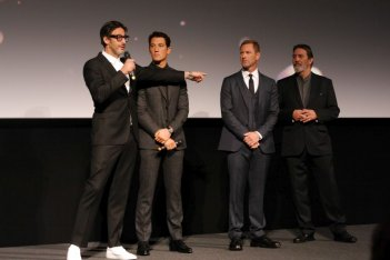 Bleed for This: Miler Teller e il cast al London Film Festival