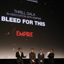Bleed for This: l'anteprima europea al London Film Festival