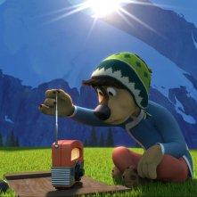 Rock Dog: un'immagine del film d'animazione
