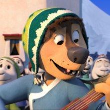 Rock Dog: una scena tratta dal film d'animazione
