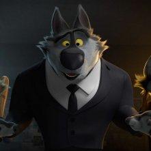 Rock Dog: una scena tratta dal film animato