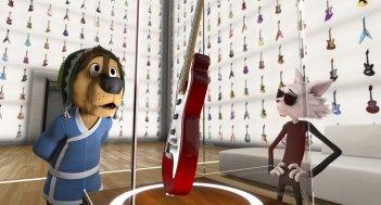 Rock Dog: un'immagine tratta dal film d'animazione
