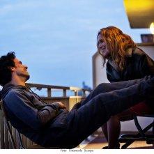 Sole cuore amore: Isabella Ragonese e Francesco Montanari in una scena del film