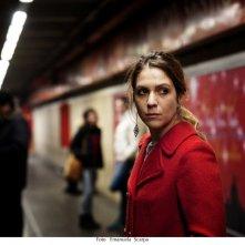 Sole cuore amore: Isabella Ragonese in un momento del film