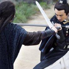 Sword Master 3D: una scena di combattimento del film