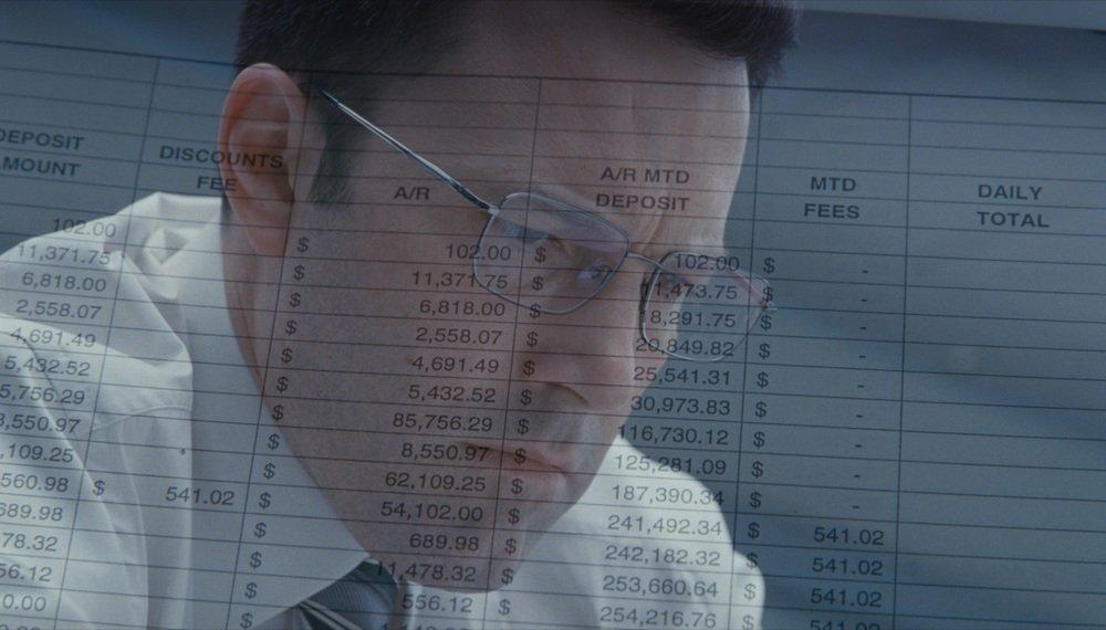 The Accountant: Ben Affleck in una bella immagine del film