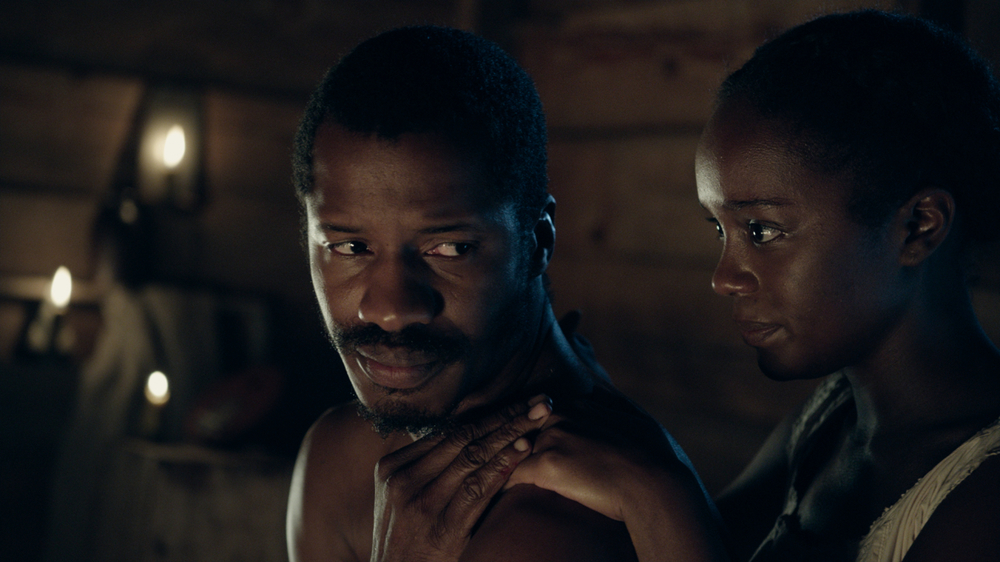 The Birth Of A Nation Nate Parker Aja Naomi King