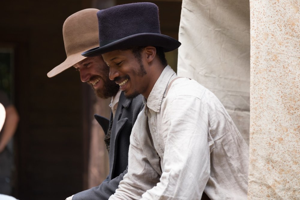The Birth Of A Nation Nate Parker Armie Hammer