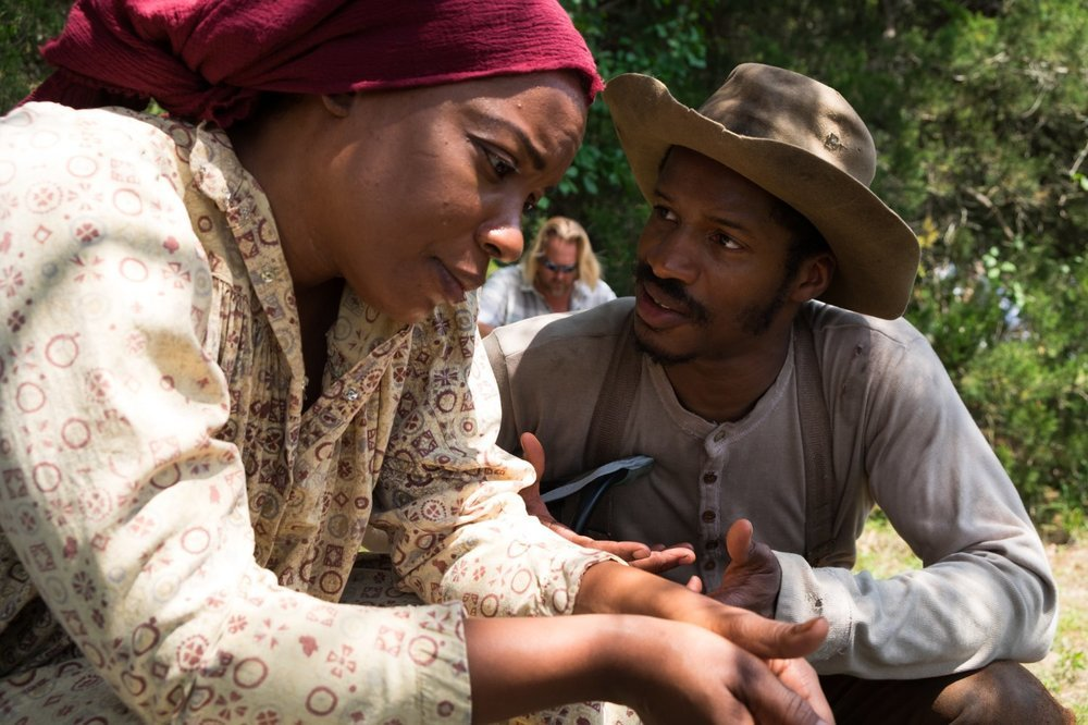 The Birth Of A Nation Nate Parker Gabrielle Union