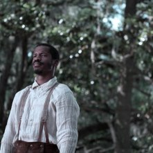 The Birth of a Nation: Nate Parker in un'immagine del film