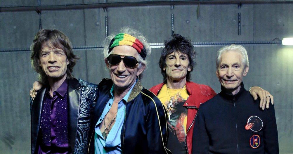 The Rolling Stones Olé, Olé, Olé!: A Trip Across Latin America, un'immagine promozionale della band