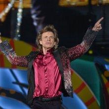 The Rolling Stones Olé, Olé, Olé!: A Trip Across Latin America, Mick Jagger sul palco