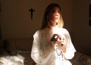 The Young Pope: Ludivine Sagnier in una scena