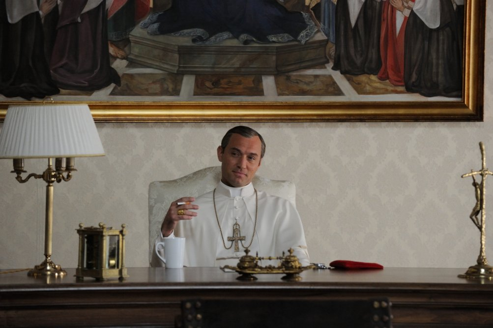 The Young Pope: il protagonista Jude Law