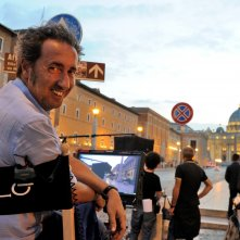 The Young Pope: Paolo Sorrentino sul set della serie