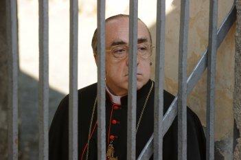 The Young Pope: Silvio Orlando in una scena della serie