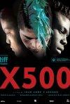 Locandina di X500