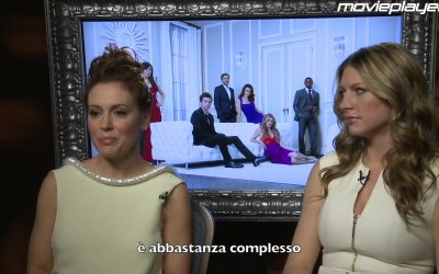 Mistresses: video intervista a Alyssa Milano e Jes Macallan