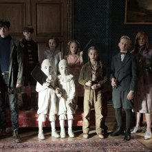 Miss Peregrine's Home for Peculiar Children: tutti i protagonisti riuniti