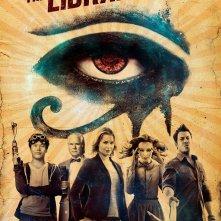 The Librarians: il poster della terza stagione