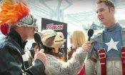 Agents of SHIELD: le star della serie in incognito al Comic-Con di New York
