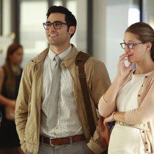 Supergirl: Tyler Hoechlin insieme a Melissa Benoist in The Adventures of Supergirl