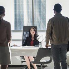 Supergirl: l'attrice Katie McGrath in The Adventures of Supergirl