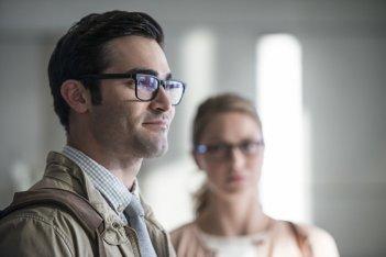 Supergirl: Tyler Hoechlin e Melissa Benoist in The Adventures of Supergirl