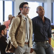 Supergirl: l'attore Tyler Hoechlin in The Adventures of Supergirl