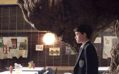 "A Monster Calls - Spot ""Face Your Fears"""