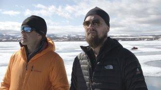 Punto di non ritorno: Leonardo DiCaprio in una scena del documentario