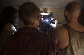 Black Mirror: una foto dell'episodio Men Against Fire